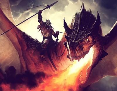 Dragons et spiritualité