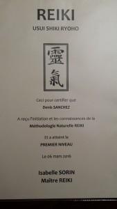 diplome_reiki_niv_I_denis_sanchez