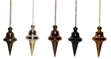 Les différents types de pendule